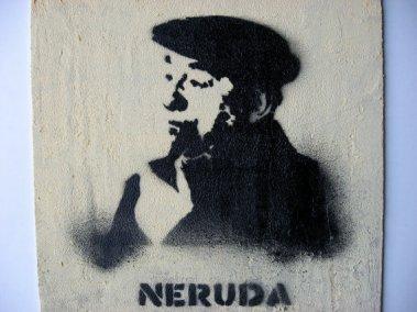 প্রাপ্তিসূত্র - https://www.etsy.com/listing/74528800/pablo-neruda-stencil-portrait-on-mixed