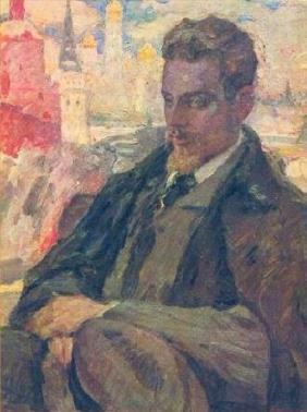 Rilke_in_Moscow_by_L.Pasternak_(1928)